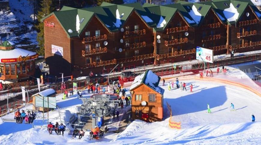 """Изображение готелю """"ZimaSnow Ski & Spa Club"""" #1"""