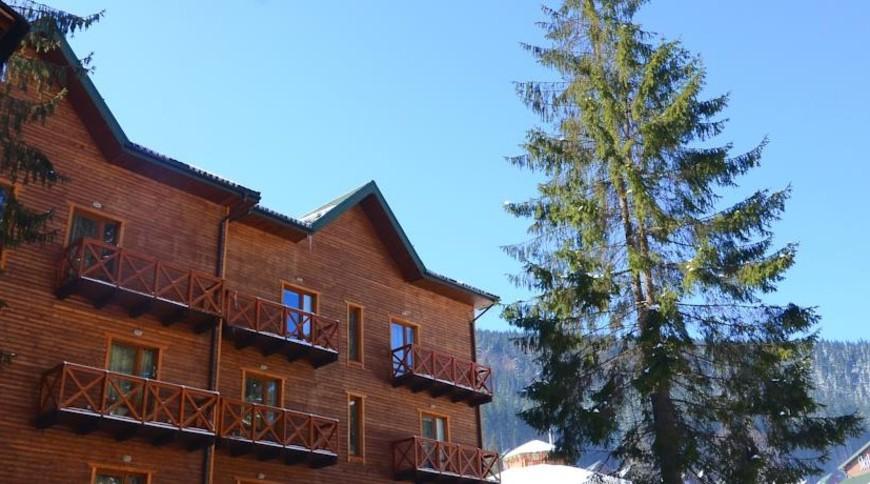 """Изображение отеля """"Apartment Club """"ZimaSnow"""" Ski & Spa"""" #3"""