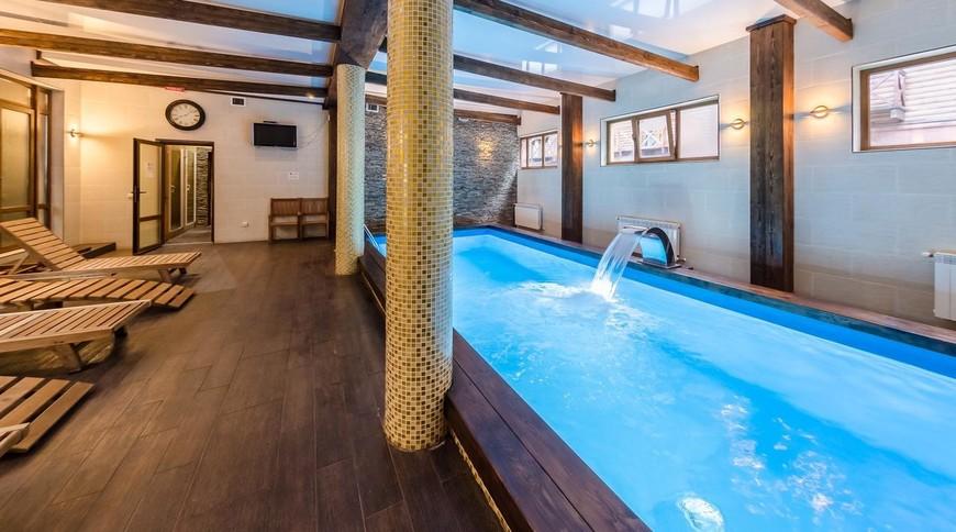 """Изображение отеля """"ZimaSnow Ski & Spa Club"""" #10"""