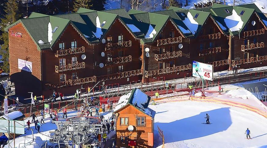 """Изображение отеля """"ZimaSnow Ski & Spa Club"""" #15"""