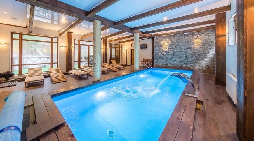 """Изображение отеля """"ZimaSnow Ski & Spa Club"""" #16"""