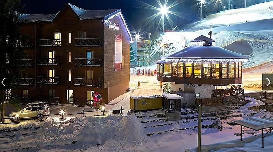 """Изображение отеля """"ZimaSnow Ski & Spa Club"""" #17"""