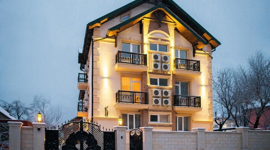 """Изображение отеля """"Galant"""" #1"""