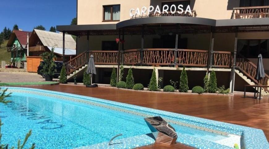 """Изображение отеля """"Карпароса"""" #2"""