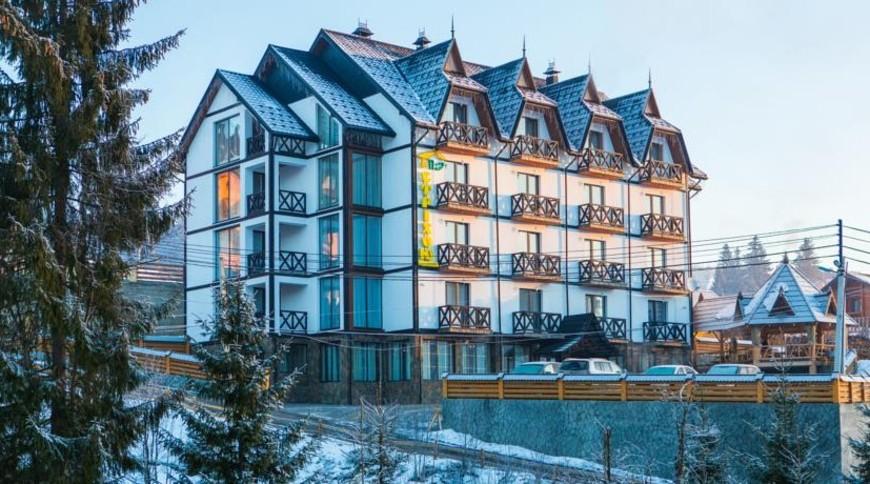 """Изображение отеля """"Hotel Pid Strihoju"""" #1"""