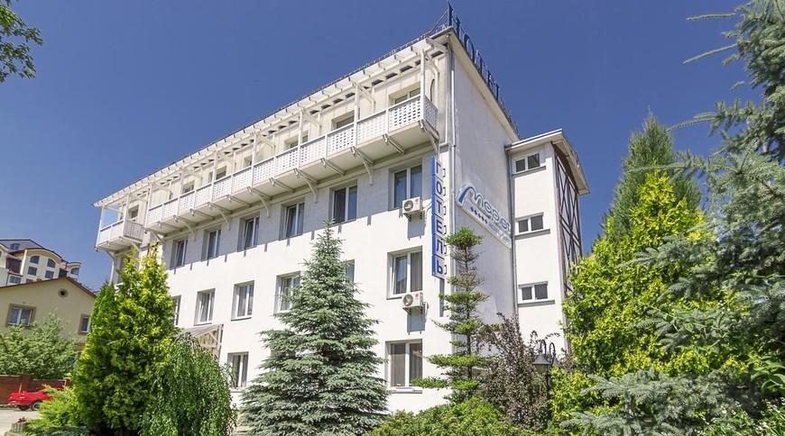 """Изображение отеля """"Мариот Медикал Центр"""" #1"""