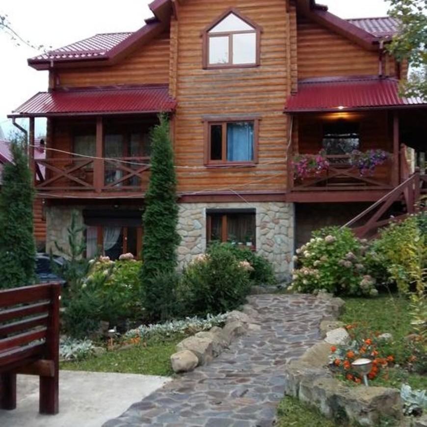 """Изображение гостьового будинку """"Karpatska Mria"""" #1"""