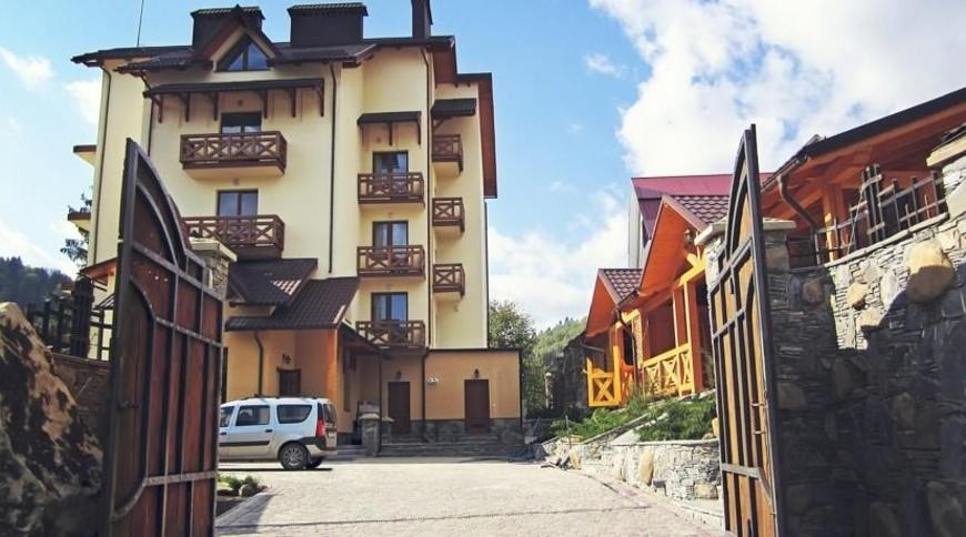 """Изображение готелю """"Ведмежа Гора"""" #1"""
