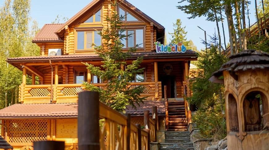 """Изображение отеля """"Медвежья Гора"""" #8"""