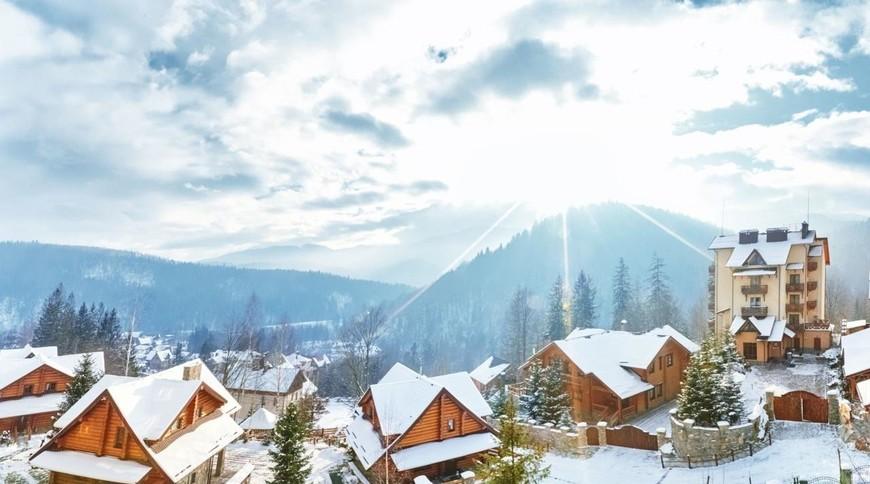 """Изображение отеля """"Медвежья Гора"""" #11"""