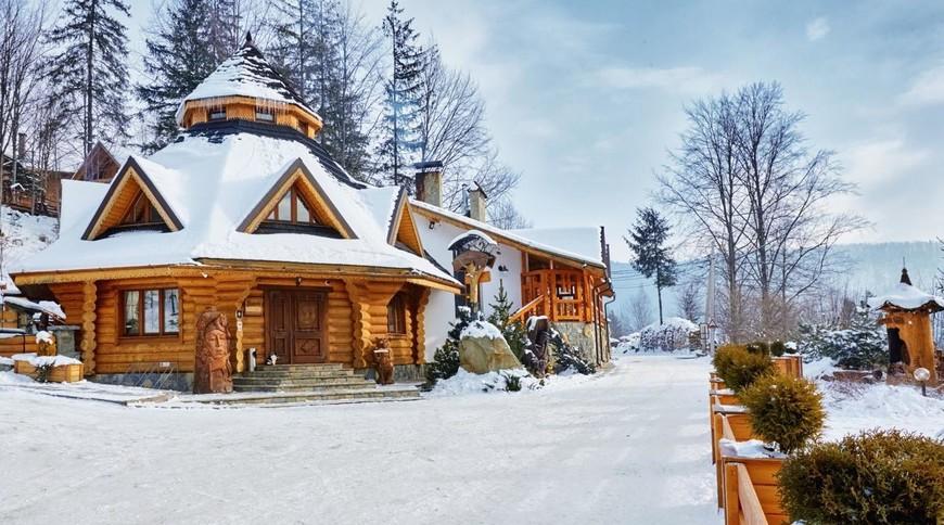 """Изображение отеля """"Медвежья Гора"""" #12"""