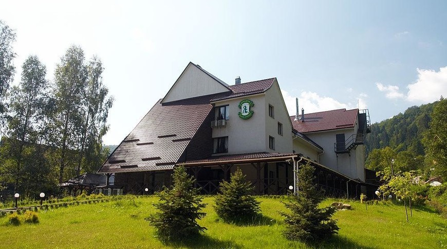 """Изображение отеля """"Яремче"""" #6"""