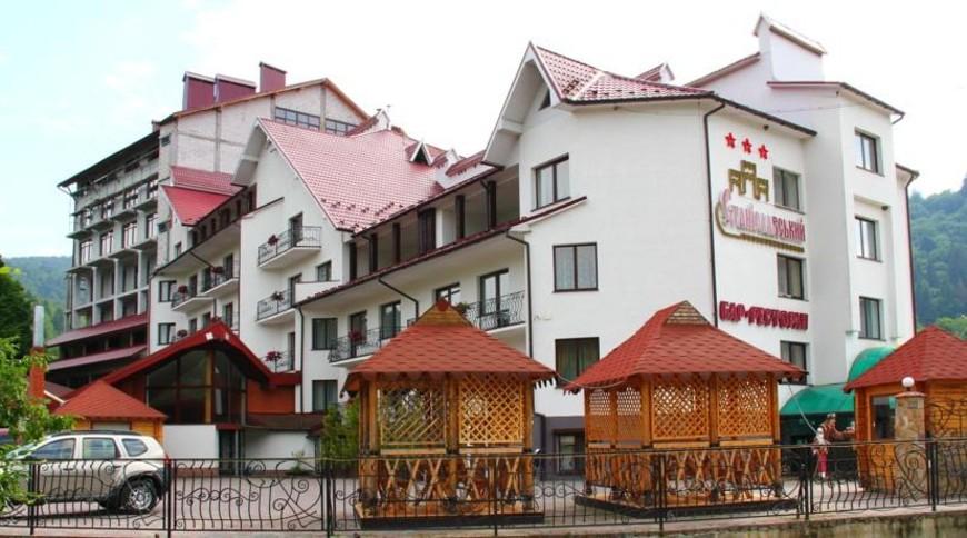 """Изображение отеля """"VitaPark Станиславский"""" #1"""