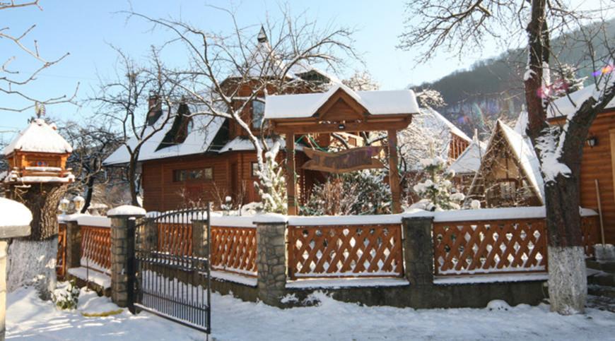 """Изображение отеля """"У Ярослава"""" #2"""