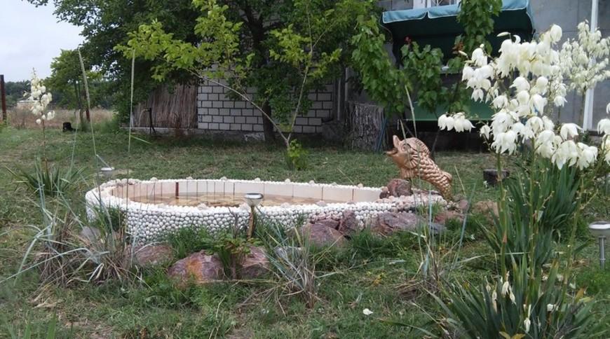 """Изображение гостевого дома """"Золотая Рыбка"""" #1"""