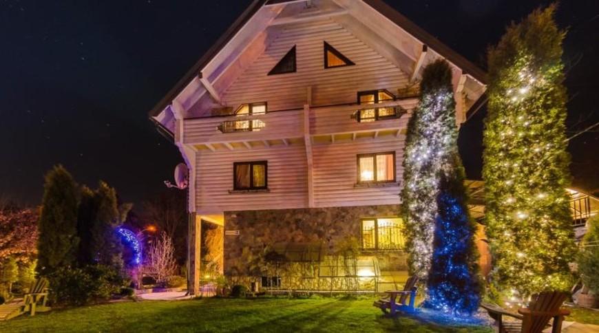"""Изображение отеля """"Большая Медведица"""" #4"""