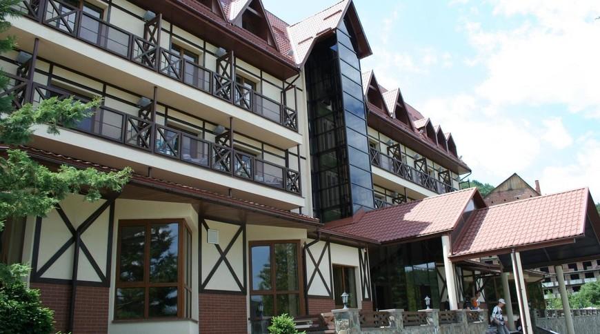 """Изображение отеля """"Эдельвейс"""" #15"""
