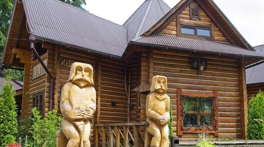 """Изображение отеля """"На Пеньках"""" #2"""