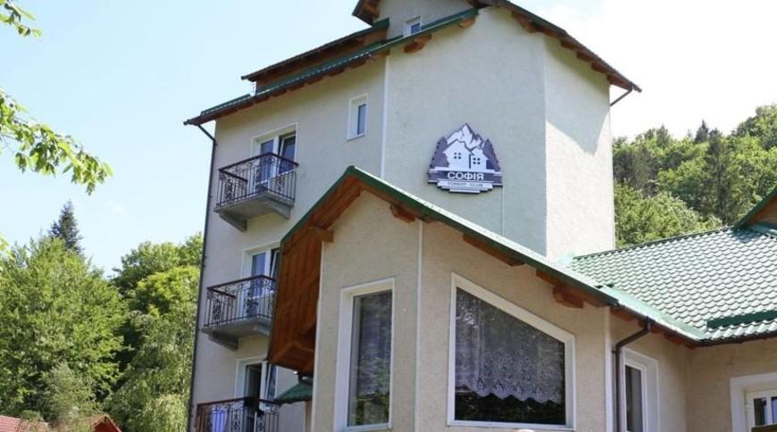 """Изображение готелю """"Sofia"""" #1"""