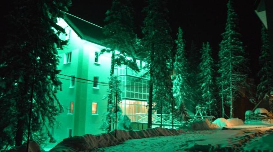 """Изображение отеля """"Зеленая Дача"""" #2"""