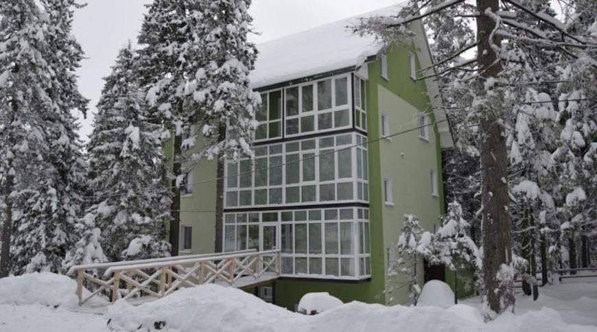 """Изображение отеля """"Зеленая Дача"""" #3"""
