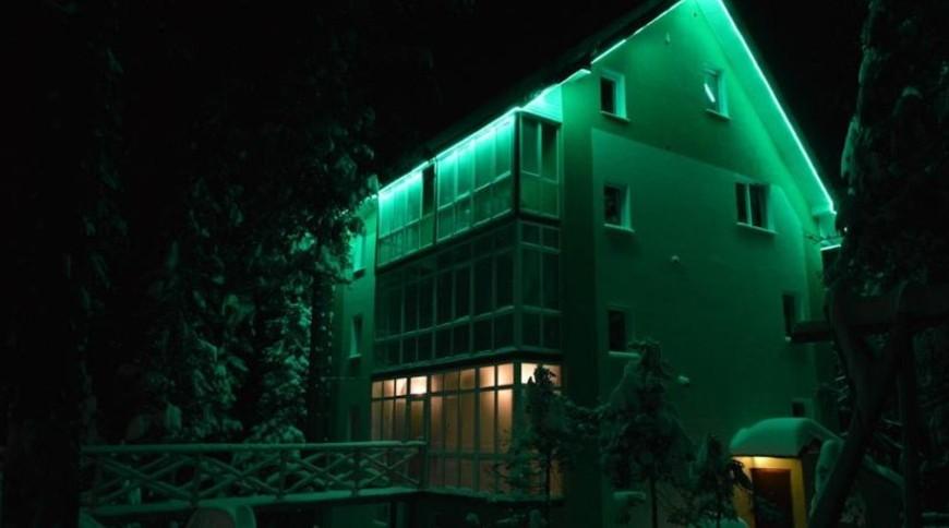 """Изображение отеля """"Зеленая Дача"""" #4"""