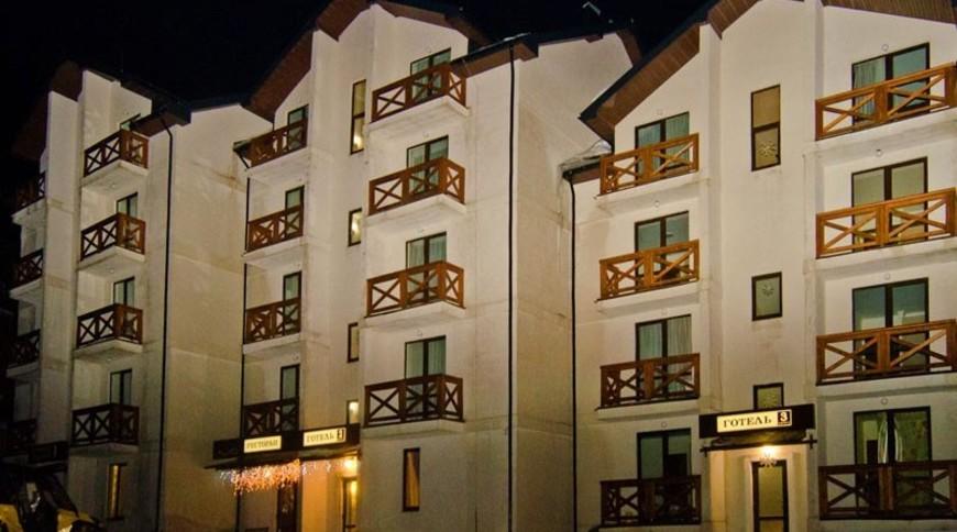 """Изображение отеля """"Адреналин"""" #2"""
