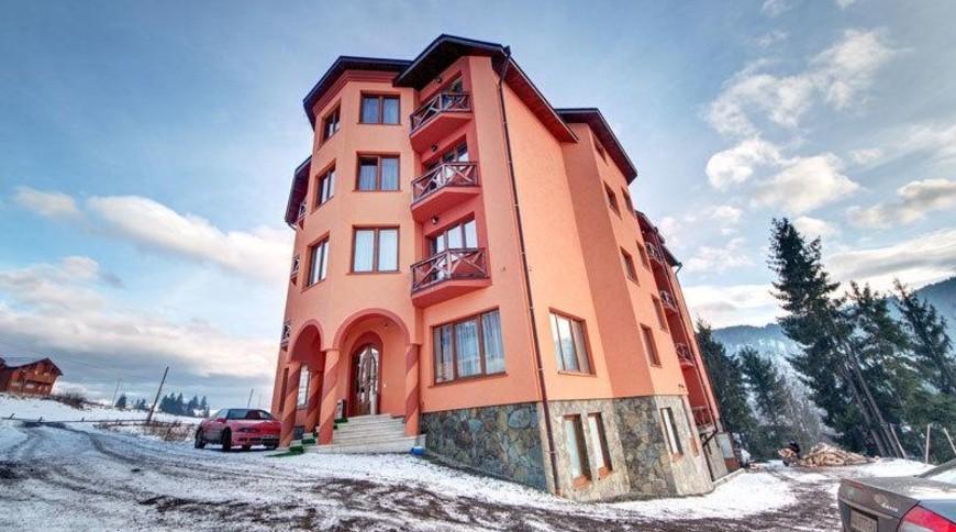 """Изображение отеля """"Альпин"""" #2"""