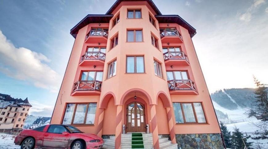 """Изображение отеля """"Alpin Hotel"""" #1"""