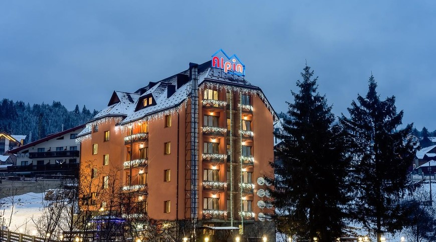 """Изображение отеля """"Alpin Hotel"""" #9"""