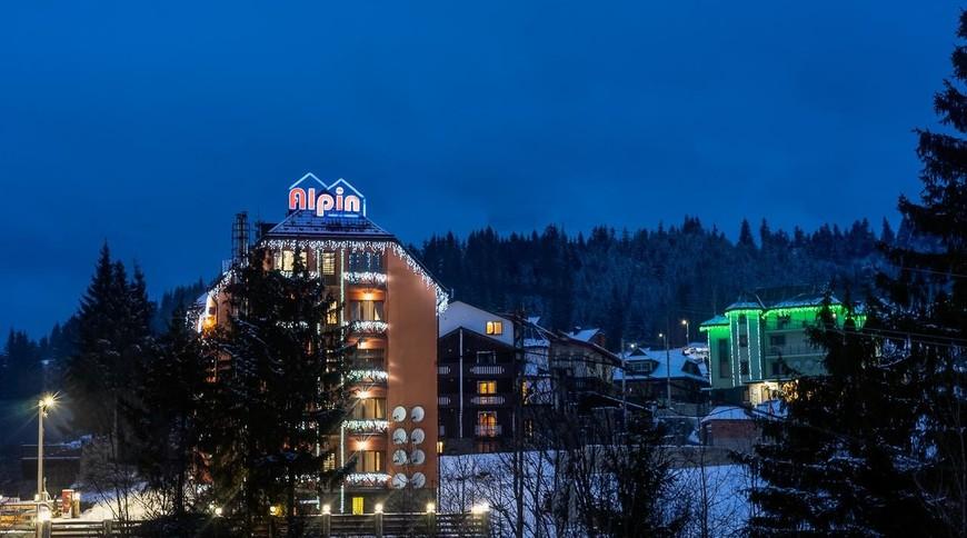 """Изображение отеля """"Alpin Hotel"""" #10"""