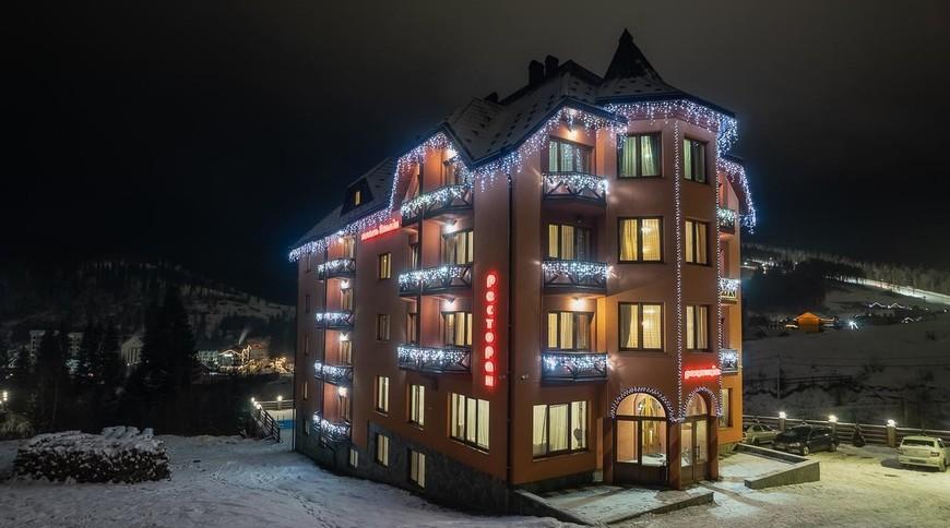 """Изображение отеля """"Alpin Hotel"""" #11"""