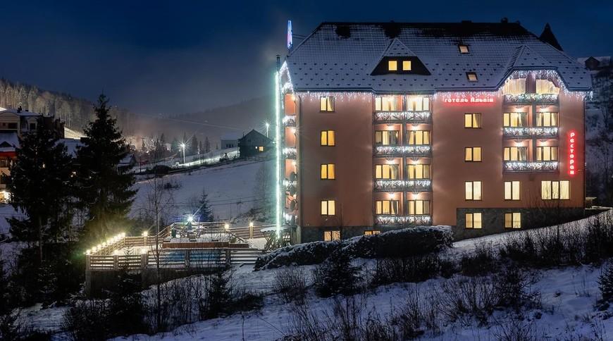 """Изображение отеля """"Alpin Hotel"""" #12"""