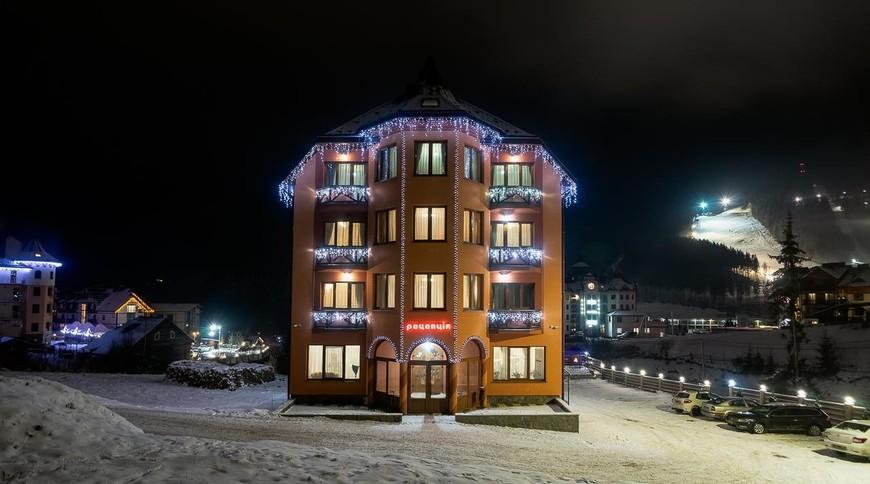 """Изображение отеля """"Alpin Hotel"""" #13"""