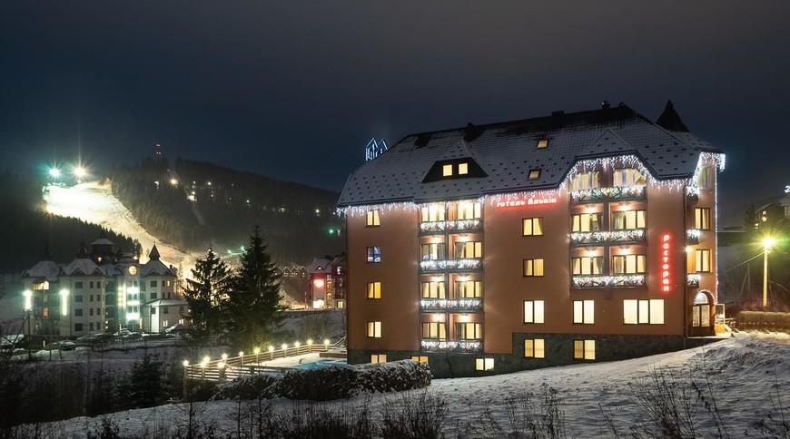 """Изображение отеля """"Alpin Hotel"""" #14"""