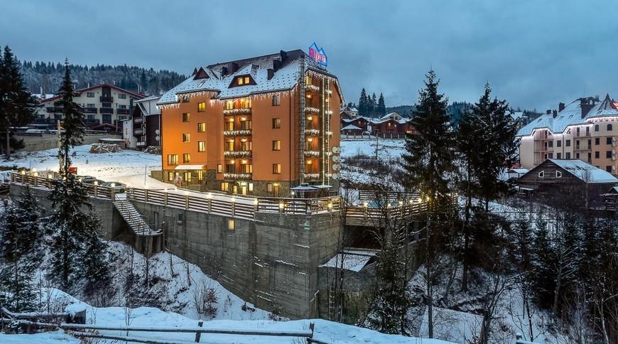 """Изображение отеля """"Alpin Hotel"""" #15"""
