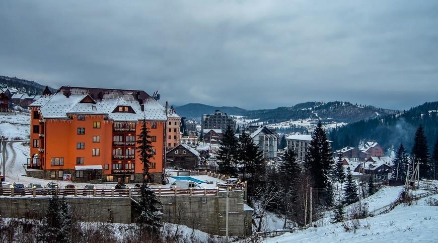 """Изображение отеля """"Alpin Hotel"""" #17"""