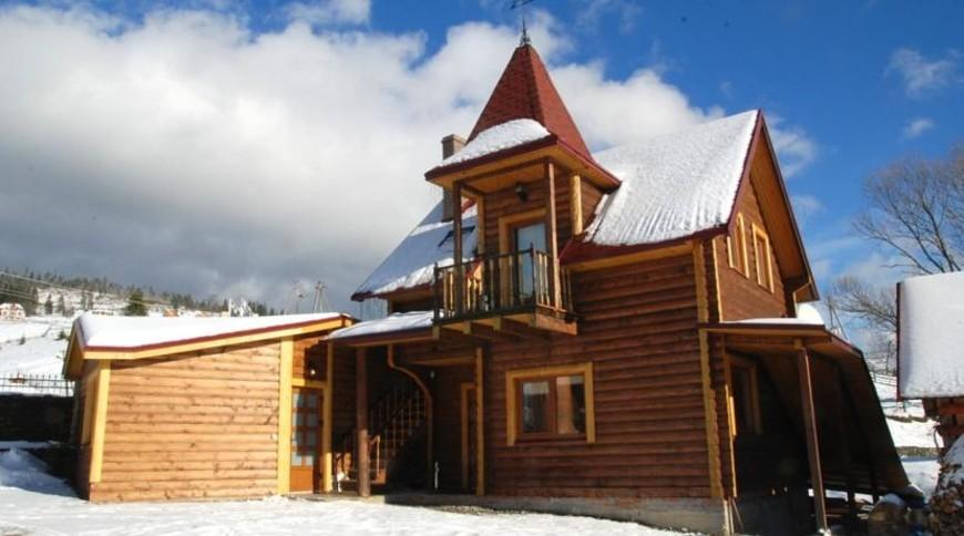 """Изображение мини-отеля """"Замок Бельведер"""" #4"""