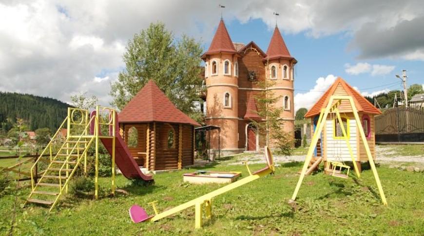 """Изображение мини-отеля """"Замок Бельведер"""" #3"""