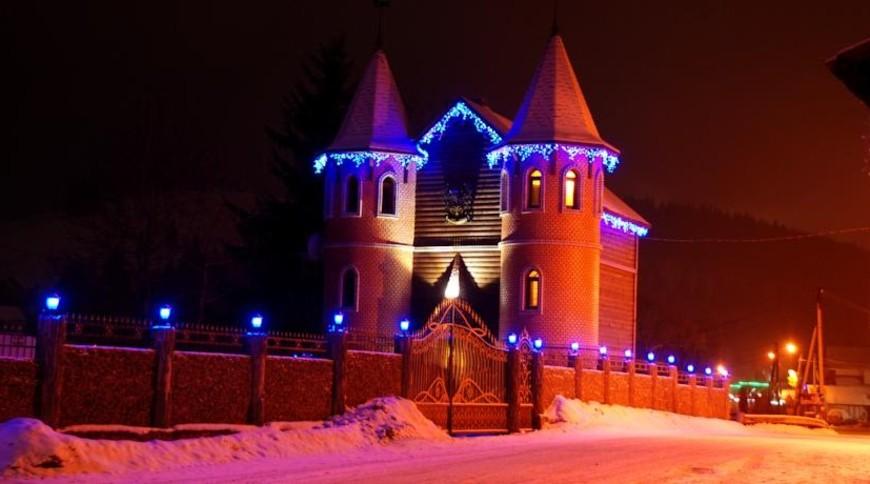"""Изображение готелю """"Castle Belvedere"""" #1"""