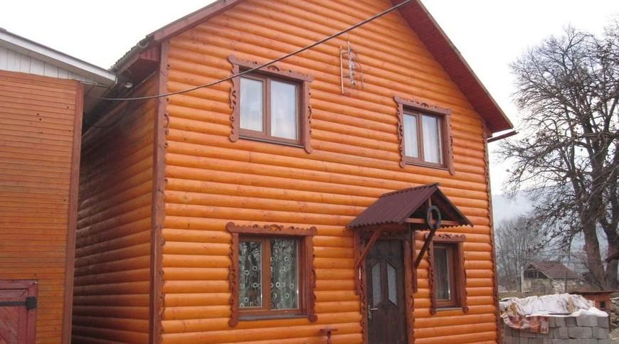 """Изображение частного дома """"Теремок"""" #1"""