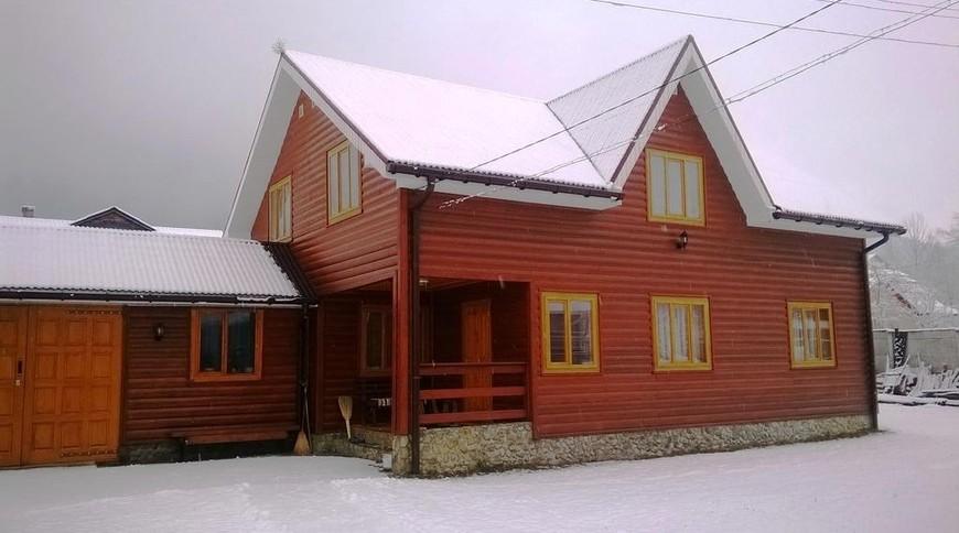 """Изображение гостевого дома """"Белый дом Карпат"""" #2"""