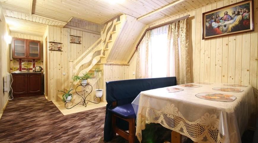 """Изображение гостевого дома """"Белый дом Карпат"""" #4"""