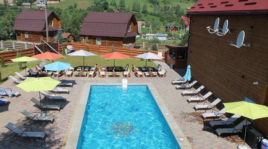 """Изображение отеля """"Фильварок"""" #15"""