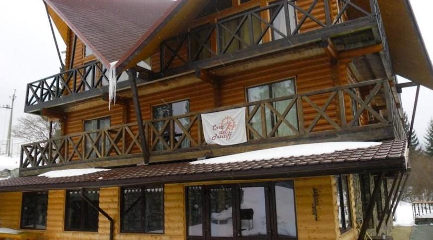 """Изображение отеля """"Casa del Pozitiff"""" #1"""