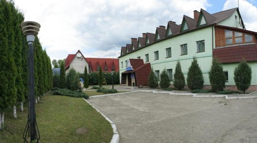 """Изображение отеля """"Морозко"""" #1"""
