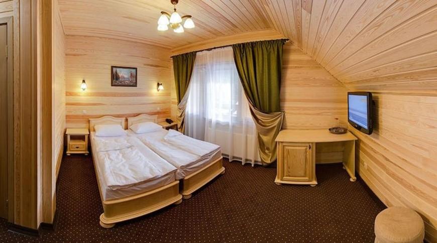 """Изображение отеля """"Форест хаус"""" #4"""