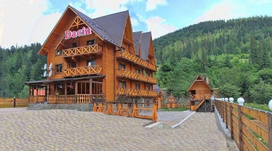 """Изображение отеля """" Dacia"""" #1"""