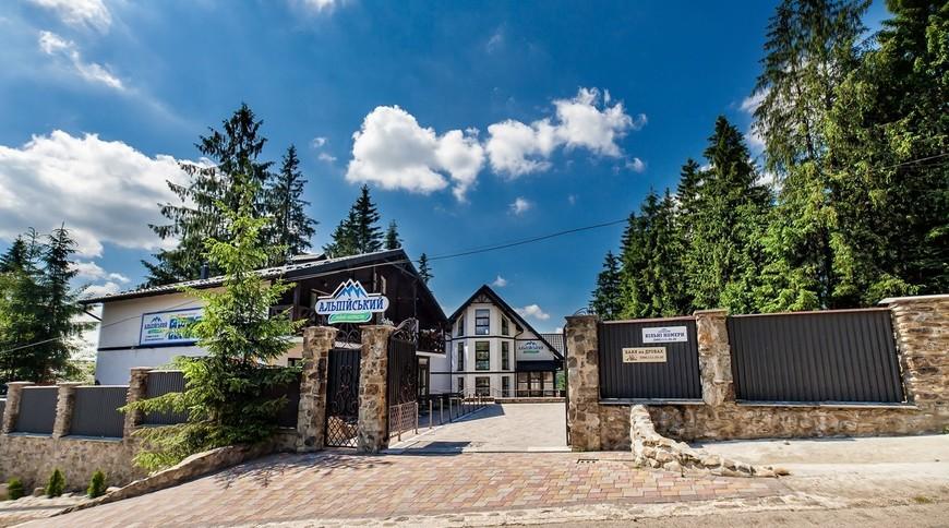 """Изображение мини-отеля """"Альпийский"""" #1"""