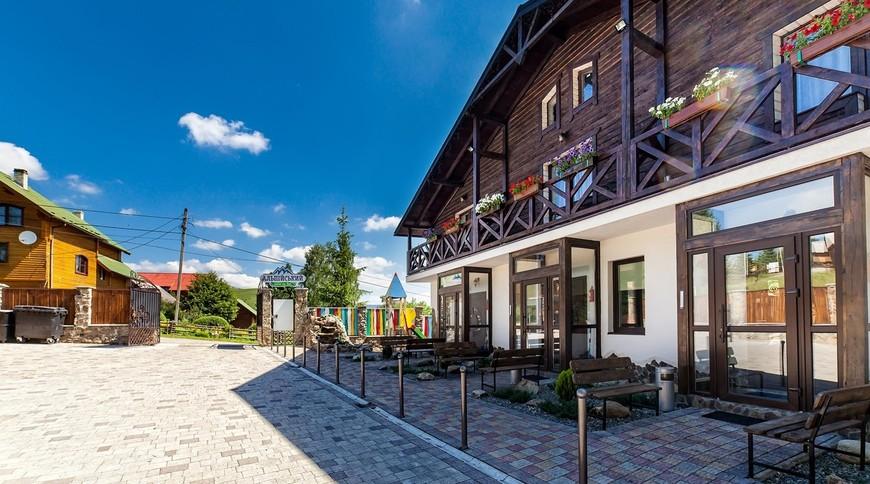 """Изображение мини-отеля """"Альпийский"""" #3"""